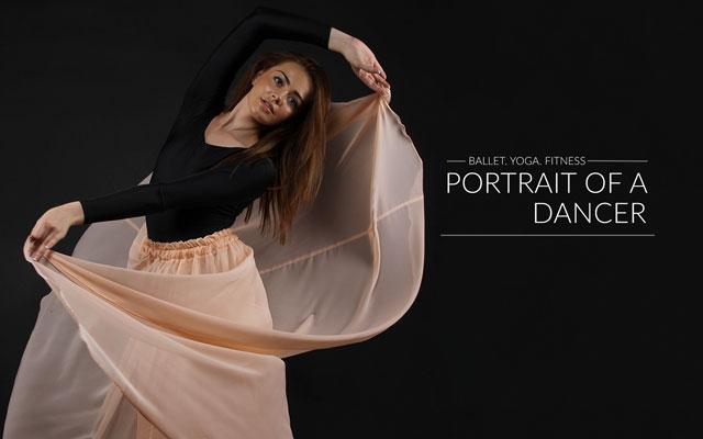 Portrait of a dancer 3