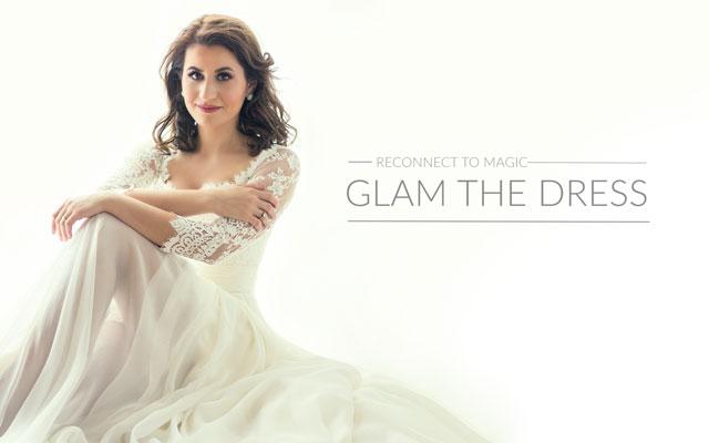 Glam the dress 8